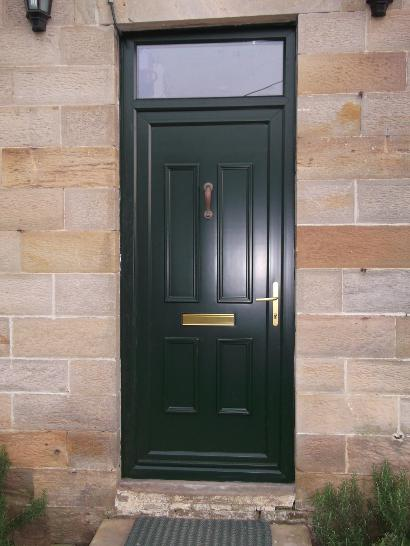 StormMeister Flood Doors in Bespoke Colours